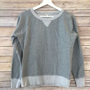 Jcrew weekend sweatshirt